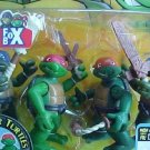 TMNT 4-Pack 2004 Toddler Turtles Playmates Toys Teenage Mutant Ninja Turtles Action Figures