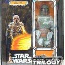 "Star Wars 12"" Boba Fett Vintage Figure Jumbo Kenner Doll OTC MISB"