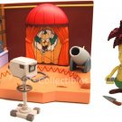 "The Simpsons KrustyLu Studios Sideshow Bob Interactive Playset - Celebrity 5"" World of Springfield"