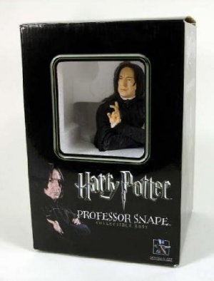 Severus Snape Gentle Giant Bust Harry Potter Year 3 #12/1500 PGM 2006