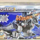 Zoids Gojulas Motorized Action Figure 1/72 Model Kit #064 Lights Sound| Mecha Godzilla