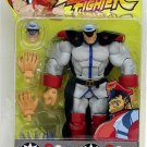 Super Street Fighter M Bison White Variant Sota Toys Round 1 sdcc 2004 Capcom Vs Marvel Legends