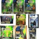Star Wars POTF ROTJ Jabba Palace Lot 15 Kenner Rebo Band Scene