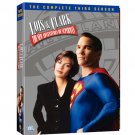 Lois & Clark: Superman Complete 3rd Season DVD Box Set New Sealed (Dean Cain, Teri Hatcher)