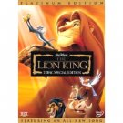 WDCC Disney Lion King Collectors DVD 2-Disc OOP Buena Vista Stamp New Sealed