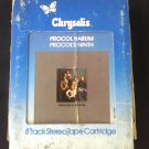Procol Harum 8-Track Tape Cartridge-1970s Classic Rock-Chrysalis Records sku# 1080