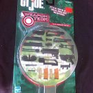 "GI-Joe 1:6 Special Forces 12"" Hasbro 2001-2002 G36 Military Assault Rifle Die-Cast Weapon Tech Pack"