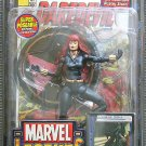 "Marvel Legends Figure | 2004 ToyBiz 6"" Black Widow (Avengers Daredevil Universe)"