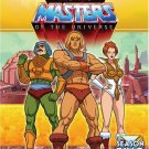 He-Man Season 2 Vol 1 DVD Set '06 Filmation 80's motu Masters of the Universe Classics