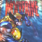 "Jim Lee Wolverine -  Marvel X-Men Comic Art - Vintage 1994 Poster - 23"" x 35"""