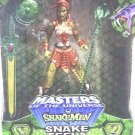 He-Man MOTU 200X Snake Teela Toyfare Exclusive Figure MISB AFA +Bonus G2638