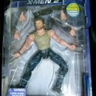 Marvel Street Fighter Logan Wolverine Movie Legends Figure X-Men X2 ToyBiz MOC