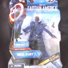"Marvel Avengers Ultimate Nick Fury Captain America 6"" Walmart Exclusive Movie Legends 2011"