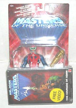 Masters of the Universe: Mekaneck (Variant) 55624 MotU 200x Modern Classic Mattel + He-Man Video