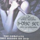 Buffy Chosen DVD Set|Slayer Cross|btvs 10th|Season 1 Vampire Cast Paley (Best Buy 2008)