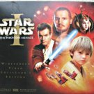 Star Wars Trilogy Set Sealed Collector's Edition Video Vhs WS OOP Episode 1 Phantom Menace