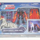 G-Gundam Mobile Fighter Master Gundam Horse Set Deluxe MSIA Action Figure