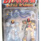 Mobile Fighter G Gundam Battle Scarred Mummy MSIA Action Figure