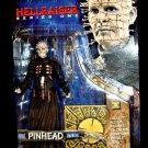 Neca Hellraiser Pinhead/Puzzle Box Figure Reel Toys (2003) Series 1 Barker Cult Classics