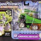 Transformers Energon Deluxe Demolishor (Movie ROTF Demolisher) MISB 2004 Hasbro