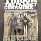 Trigun Nicholas Wolfwood Yamaguchi Kaiyodo Japan Limited Variant - Badlands Rumble, Planet Gunsmoke