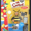 Bumblebee Man Simpsons Interactive Figure | WOS Series 5 Playmates World of Springfield 2001