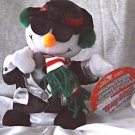 Dancing Snowman Musical Animated Christmas Holiday Decor Plush Toy
