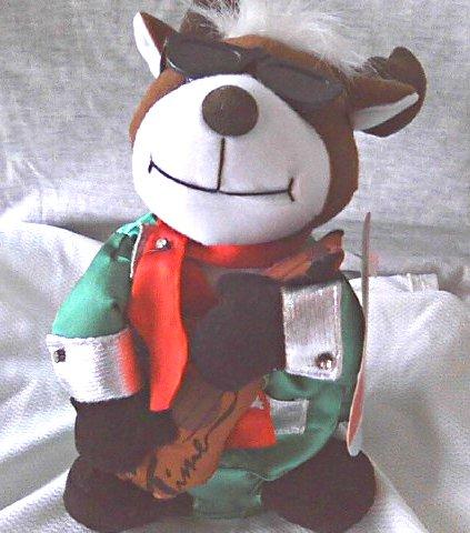 Animated Dancing Santa's Reindeer Electronic Plush Doll | Christmas Holiday Decor, Kohls Exclusive
