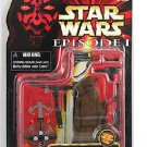 Star Wars: Ep1 TPM Jedi Naboo Accessory Set Pack, 1998 Hasbro 26208