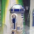Star Wars potf2 R2-D2 Astromech Droid Holo Leia Error Variant   DC Collectibles