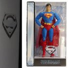 "1:6 Superman Chris Reeve Man of Steel Zod (Stamp) 12"" Figures 1978 Movie Masters Matty DC Collector"