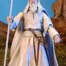 "Gandalf the White LOTR Toybiz Gentle Giant 7"" Figure Hobbit"