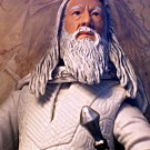 "LotR Trilogy-Two Towers-Toybiz Gandalf 6"" figure-Gentle Giant-The Hobbit"