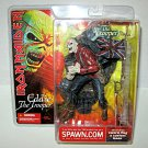 "McFarlane Toys 12211: Eddie Iron Maiden The Trooper 7"" Super Stage Action Figure (2002) • Neca"