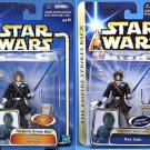 Han Solo Hoth Rescue Echo Base 2 Variants Star Wars Saga ESB Trilogy