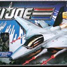 GI Joe Skystriker Jet w/ Ace 1983 30th 25th 2011 Hasbro MISB