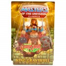 King Grayskull Matty MOTUC Club Eternia Mattel He-Man. SDCC. Masters of the Universe Classics