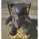 Giant Teddy Bear--Handmade 20in Doll-Vintage Jumbo-Antique Collectable / Gift