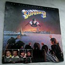 Superman 2 LP Vinyl Record Album ost John Williams-Richard Donner-Chris Reeve, DC Comics WB 1981