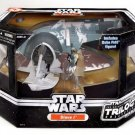 Slave I (1) Ship+Boba Fett Vintage Collection vehicle, Kenner Hasbro Star Wars MISB AFA