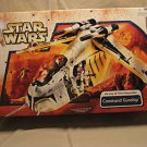 Star Wars: TCW Clone Republic Gunship Bomber+AF lot vehicles figures (AotC, Saga, RotS)