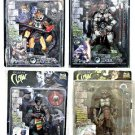 Stan Winston Realm of Claw Cat Set NECA Action Figures (MOTU/ Conan/ Mythic Legions Four Horsemen)