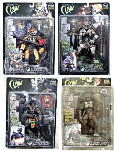 Stan Winston Creatures: RotC Set NECA (MOTU Conan Mythic Legions Thundercats Four Horsemen)