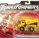 Heavy Load-Robots in Disguise Landfill Combiner-Hasbro Transformers 2002| Takara Build King
