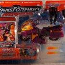 Armada Sideways w/ Minicons (MISB) 80717 Hasbro Transformers '03 - Hi Grade, AFA It!