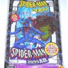 "Spider-Man Classics: 2099 Spiderman Figure 6"" Marvel Legends KB Toys 2001"