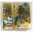 2003 McFarlane Toys Spawn Reborn Domina (Classic Warrior Angel)