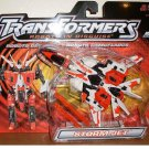 Storm Jet Jetfire Transformers RID, G1 Classic Deco Sealed AFA 2002 Robots in Disguise