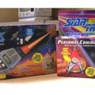 Phaser Type II Laser Toy Pistol & Communicator, Star Trek TNG cosplay prop replicas_Playmates 1992