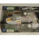 Star Wars Vehicle Kenner POTF Y-Wing Fighter, Rebel Pilot MISB Target Exclusive